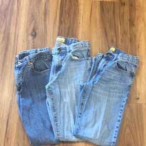 ⭐️ Bundle Boys Jeans 16 Regular